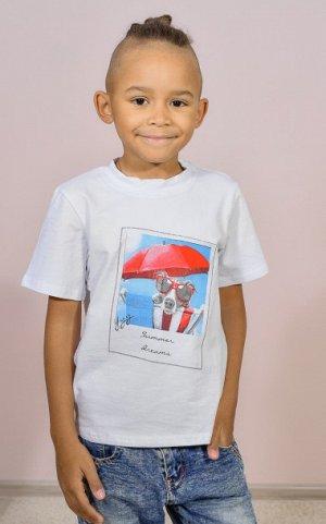 Футболка детская для мальчика FS 124d