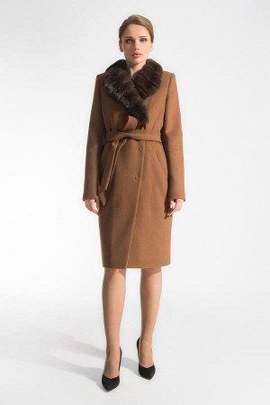 Пальто Gotti 117/25м рыжий