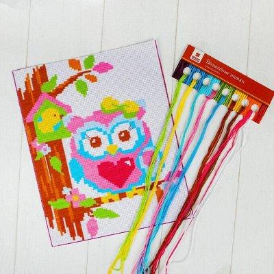 Живопись по номерам для детей и взрослых — Вышивка крестиком