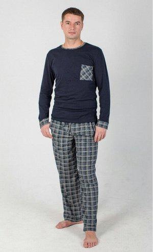 Пижама трикотажная