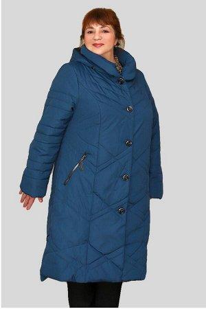 Куртка женская демисезонная Виалетта синяя