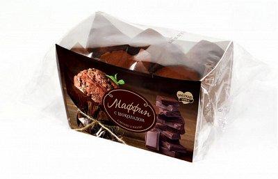 АлтайХлеб, Мираторг, Мерилен и др.  — Маффины — Торты и пирожные