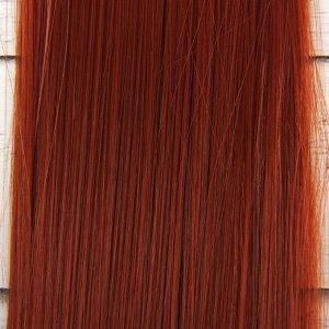 Волосы - тресс для кукол «Прямые» длина волос: 25 см, ширина: 100 см, цвет № 350