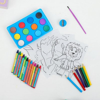 🎸Время для Творчества и Хобби!🎸  — Наборы для рисования — Хобби и творчество
