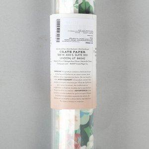 """Украшения для магнитной доски """" MAGNET BOARDS CLING - FLOWER"""" 25х35 см 7 шт Crate Paper"""