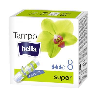 Всё что нужно каждый день! Ролики, пластины для массажа — Тампоны гигиенические Bella  — Женская гигиена