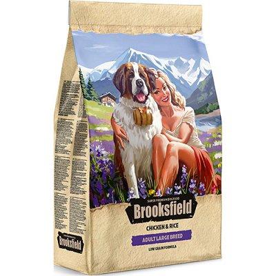 Все необходимое для любимых питомцев - очень много новинок! — Корма Brooksfield,Landor, One&Only для собак — Корма