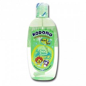 """KODOMO Средство для мытья """"От макушки до пяточек"""" (0+), 200 мл"""