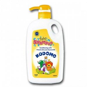 """LION """"Кодомо"""" Шампунь+кондиционер для детей 750мл"""