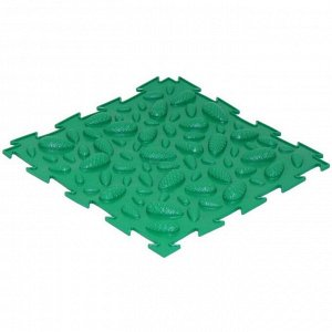 Массажный коврик 1 модуль «Орто. Шишки мягкие», цвета МИКС