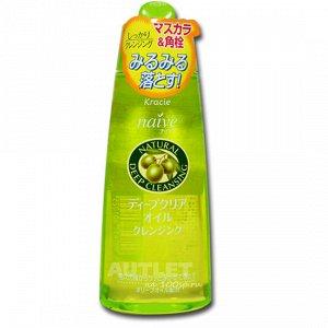 """""""Naive"""" Жидкость для удаления макияжа и глубокой очистки пор кожи с оливковым маслом"""