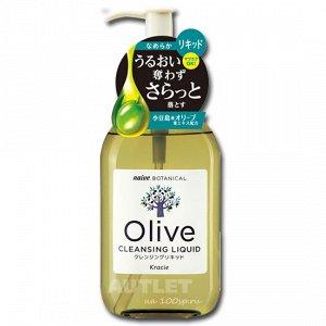 """""""Naive"""" Лосьон для удаления макияжа с экстрактом листьев оливы Botanical Olive"""