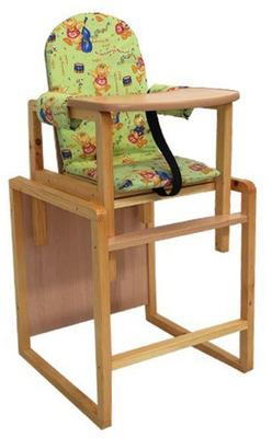"""Стол-стул для кормления """"Бутуз"""" (салатовый, СТД 0207)"""
