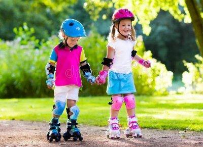Летний musthave! Отдыхаем весело! Солнечная закупка! — Роликовые коньки,комплекты защиты — Роликовые и фигурные коньки