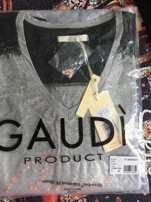 Лонгслив GAUDI серый