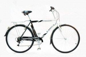 "Велосипед Гамма 28"" 6ск. (муж.) (синяя)"
