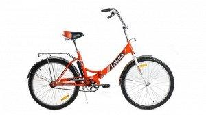 Велосипед Гамма 24 ( розовый, )