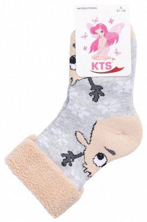 Носочки махровые Kts