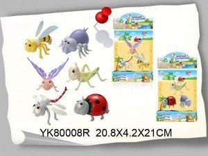 Набор насекомых ЕK80008R 00409739 (1/72)