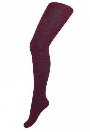 Колготки Para Socks K1 Бордовый *