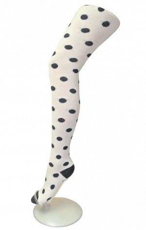 Колготки Para Socks K1D52 Бежевый/Серый *