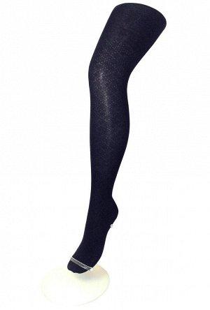 Колготки Para Socks K2D6 Ажур Синий *