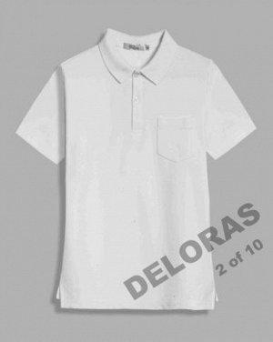 Поло Deloras 70636 S Белый