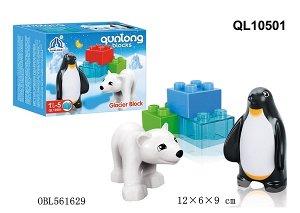 *Конструктор OBL561629 QL10501 (1/288)