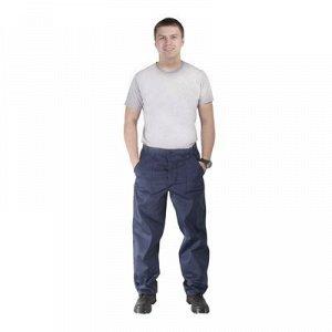 Брюки рабочие, размер 52-54, рост 170-176 см