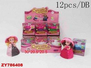 Кукла ZY786408 JHD505 (1/288)