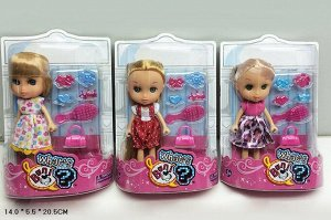Кукла в наборе Z351-Н43199 86011 (1/144)