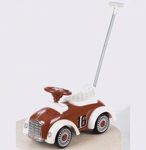 Автомобиль для катания детей (Толокар) 610W (коричневый) (1/1)