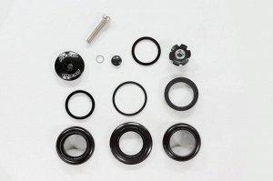 Комплект подшипников рулевой колонки CC-825SW+2541 (RA-25-902)