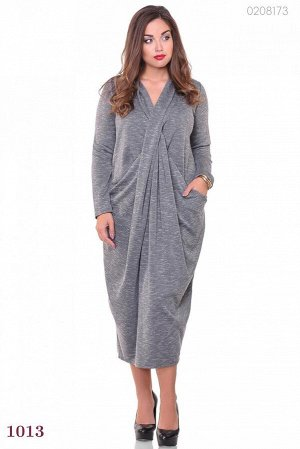Платье Квебек (серый)
