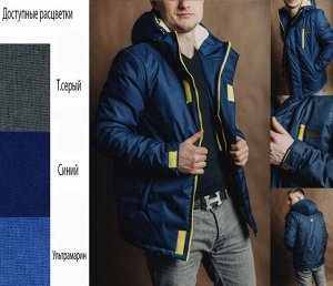 Куртка мужская Санни (t до -10)