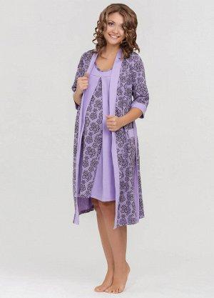 Комплект Nataly фиолет