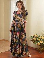 Арт. 7212В платье Букет Salvi