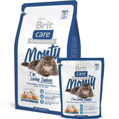 (2040) Все необходимое для любимых питомцев. Акция! — Корма Brit сухие для кошек — Корма