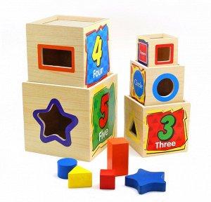 Кубик  Монтессори
