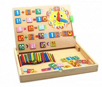 Мир развивающих игрушек Wood Toys™ — Сортеры, Логика — Развивающие игрушки