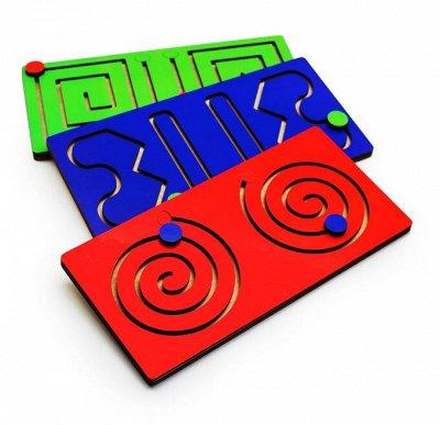 Мир развивающих игрушек Wood Toys™ — Тренажер для письма — Развивающие игрушки