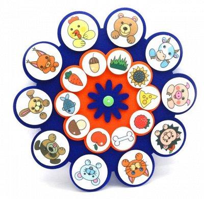 Мир развивающих игрушек Wood Toys™ — Новинки! — Развивающие игрушки