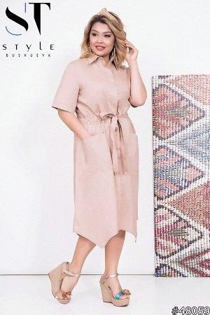 Платье 48059