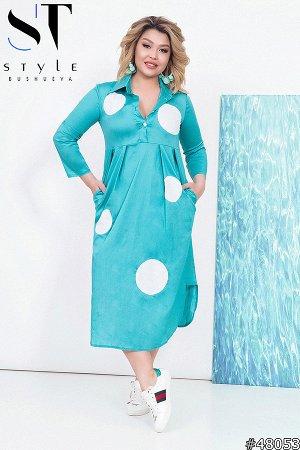 Платье 48053