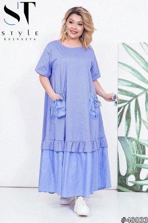 Платье 48033