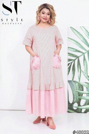Платье 48032