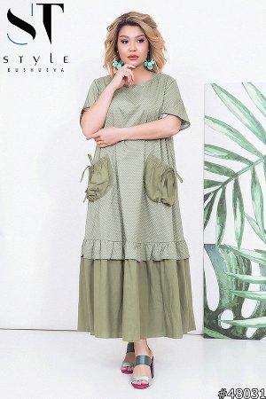 Платье 48031