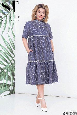 Платье 48002