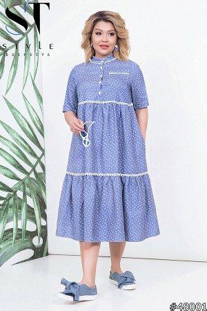 Платье 48001
