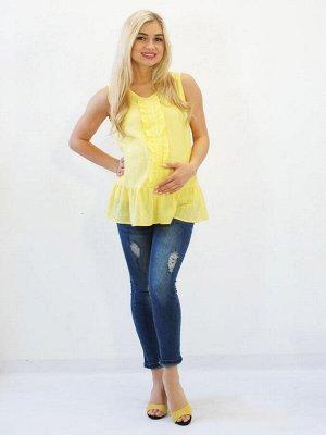 Летняя блузка для беременных
